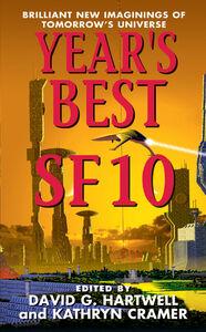 Foto Cover di Year's Best SF 10, Ebook inglese di Kathryn Cramer,David G. Hartwell, edito da HarperCollins
