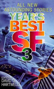 Foto Cover di Year's Best SF 3, Ebook inglese di David G. Hartwell, edito da HarperCollins
