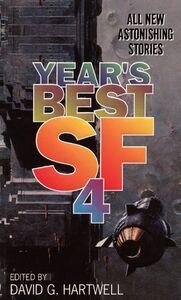 Foto Cover di Year's Best SF 4, Ebook inglese di David G. Hartwell, edito da HarperCollins