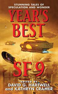 Foto Cover di Year's Best SF 9, Ebook inglese di Kathryn Cramer,David G. Hartwell, edito da HarperCollins