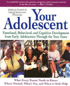 Foto Cover di Your Adolescent, Ebook inglese di AACAP,David Pruitt, M.D., edito da HarperCollins