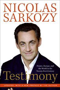 Foto Cover di Testimony, Ebook inglese di Nicolas Sarkozy, edito da HarperCollins