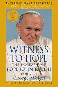 Foto Cover di Witness to Hope, Ebook inglese di George Weigel, edito da HarperCollins