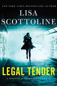 Foto Cover di Legal Tender, Ebook inglese di Lisa Scottoline, edito da HarperCollins