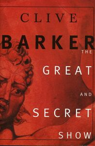Ebook in inglese The Great and Secret Show Barker, Clive