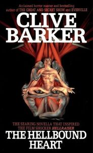 Ebook in inglese The Hellbound Heart Barker, Clive