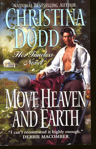 Foto Cover di Move Heaven and Earth, Ebook inglese di Christina Dodd, edito da HarperCollins