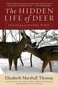 Hidden Life of Deer - Elizabeth Marshall Thomas - cover