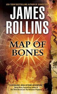 Foto Cover di Map of Bones, Ebook inglese di James Rollins, edito da HarperCollins