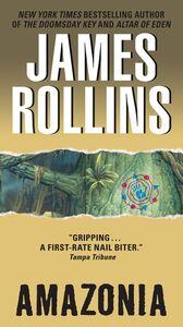 Foto Cover di Amazonia, Ebook inglese di James Rollins, edito da HarperCollins