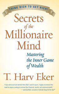 Foto Cover di Secrets of the Millionaire Mind, Ebook inglese di T. Harv Eker, edito da HarperCollins
