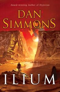 Foto Cover di Ilium, Ebook inglese di Dan Simmons, edito da HarperCollins