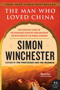 Foto Cover di The Man Who Loved China, Ebook inglese di Simon Winchester, edito da HarperCollins