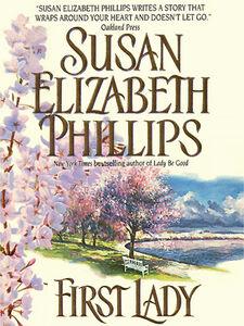 Foto Cover di First Lady, Ebook inglese di Susan Elizabeth Phillips, edito da HarperCollins