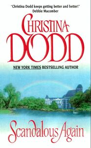 Foto Cover di Scandalous Again, Ebook inglese di Christina Dodd, edito da HarperCollins