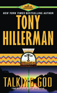 Foto Cover di Talking God, Ebook inglese di Tony Hillerman, edito da HarperCollins