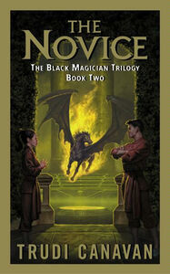 Foto Cover di The Novice, Ebook inglese di Trudi Canavan, edito da HarperCollins
