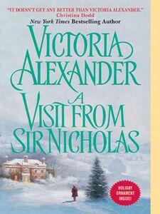 Foto Cover di A Visit from Sir Nicholas, Ebook inglese di Victoria Alexander, edito da HarperCollins