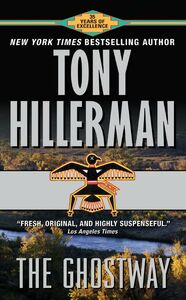 Foto Cover di The Ghostway, Ebook inglese di Tony Hillerman, edito da HarperCollins