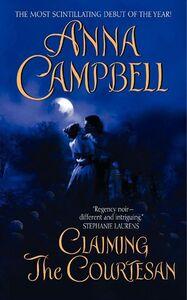 Foto Cover di Claiming the Courtesan, Ebook inglese di Anna Campbell, edito da HarperCollins