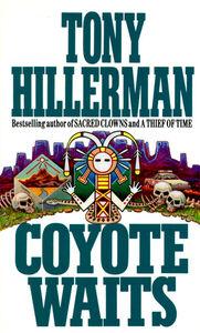 Ebook in inglese Coyote Waits Hillerman, Tony