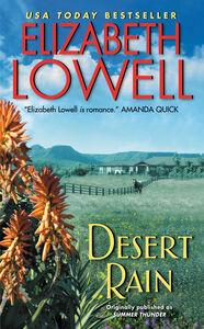 Foto Cover di Desert Rain, Ebook inglese di Elizabeth Lowell, edito da HarperCollins