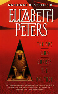 Foto Cover di The Ape Who Guards the Balance, Ebook inglese di Elizabeth Peters, edito da HarperCollins