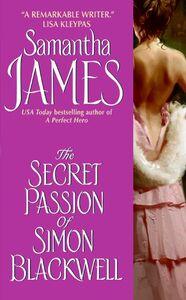 Foto Cover di The Secret Passion of Simon Blackwell, Ebook inglese di Samantha James, edito da HarperCollins