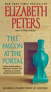Foto Cover di The Falcon at the Portal, Ebook inglese di Elizabeth Peters, edito da HarperCollins