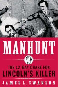 Foto Cover di Manhunt, Ebook inglese di James L. Swanson, edito da HarperCollins