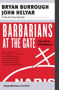 Foto Cover di Barbarians at the Gate, Ebook inglese di Bryan Burrough,John Helyar, edito da HarperCollins
