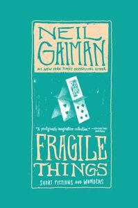Foto Cover di Fragile Things, Ebook inglese di Neil Gaiman, edito da HarperCollins