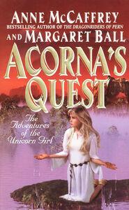 Foto Cover di Acorna's Quest, Ebook inglese di Anne McCaffrey, edito da HarperCollins