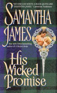 Foto Cover di His Wicked Promise, Ebook inglese di Samantha James, edito da HarperCollins