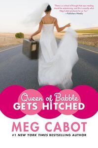 Foto Cover di Queen of Babble Gets Hitched, Ebook inglese di Meg Cabot, edito da HarperCollins