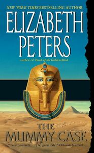 Foto Cover di The Mummy Case, Ebook inglese di Elizabeth Peters, edito da HarperCollins