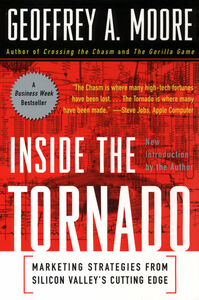 Ebook in inglese Inside the Tornado Moore, Geoffrey A.