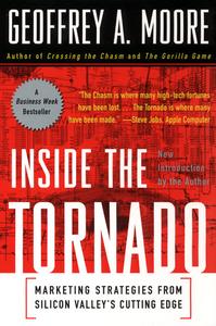 Ebook in inglese Inside the Tornado Moore, Geoffrey A.
