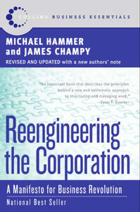 Foto Cover di Reengineering the Corporation, Ebook inglese di James Champy,Michael Hammer, edito da HarperCollins