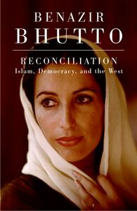 Foto Cover di Reconciliation, Ebook inglese di Benazir Bhutto, edito da HarperCollins