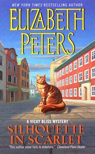 Foto Cover di Silhouette in Scarlet, Ebook inglese di Elizabeth Peters, edito da HarperCollins