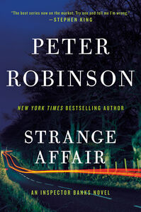 Foto Cover di Strange Affair, Ebook inglese di Peter Robinson, edito da HarperCollins