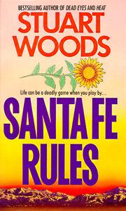 Foto Cover di Santa Fe Rules, Ebook inglese di Stuart Woods, edito da HarperCollins