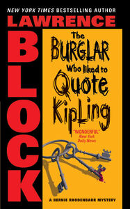 Foto Cover di The Burglar Who Liked to Quote Kipling, Ebook inglese di Lawrence Block, edito da HarperCollins