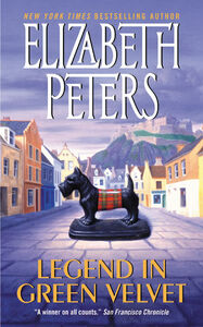 Foto Cover di Legend in Green Velvet, Ebook inglese di Elizabeth Peters, edito da HarperCollins