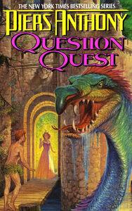 Foto Cover di Question Quest, Ebook inglese di Piers Anthony,Piers A. Jacob, edito da HarperCollins