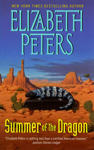 Foto Cover di Summer of the Dragon, Ebook inglese di Elizabeth Peters, edito da HarperCollins