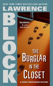 Foto Cover di The Burglar in the Closet, Ebook inglese di Lawrence Block, edito da HarperCollins