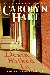Foto Cover di Death Walked In, Ebook inglese di Carolyn Hart, edito da HarperCollins