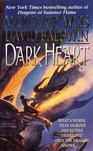 Foto Cover di Dark Heart, Ebook inglese di David Baldwin,Margaret Weis, edito da HarperCollins